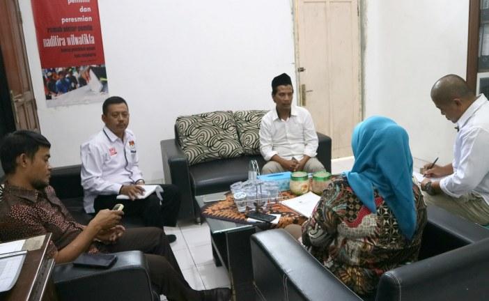 Bahas Kegiatan Ke Depan KPU Kota Mojokerto Gelar Rapat Rutin Komisioner Dengan Sekretaris