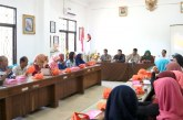 Rapat Evaluasi Relawan Demokrasi