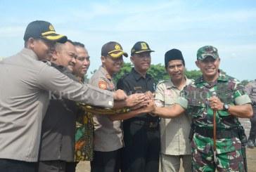 Ketua KPU Kota Mojokerto Hadiri Upacara Penutupan Penutupan Latihan Pengamanan Pileg dan Pilpres Tahun 2019