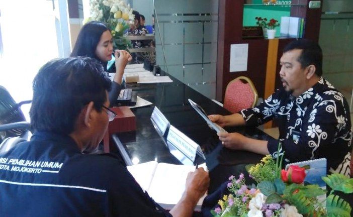 Kunjungan KPU Kota Mojokerto Ke KPKNL Sidoarjo