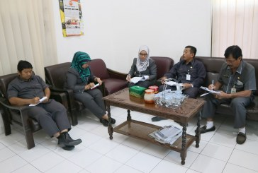 Bahas Kegiatan Ke Depan, KPU Kota Mojokerto Gelar Rapat