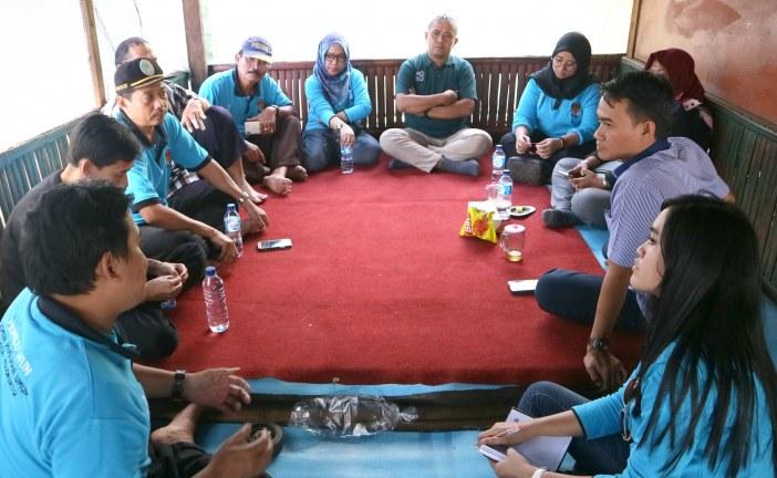 Rapat Internal dan Temu Akrab KPU Kota Mojokerto