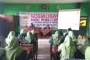 Kegiatan Sosialisasi KPU Kota Mojokerto Ke SMA Islam Brawijaya