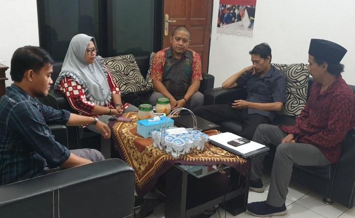 KPU Kota Mojokerto Adakan Rapat Bahas Pergantian Sekretaris