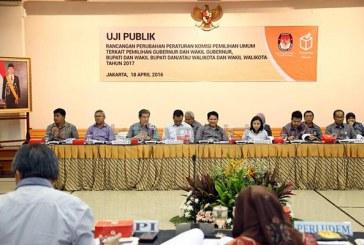 Pilkada 2017, KPU Ingin Kepengurusan Parpol Fix 1 Bulan Sebelum Pendaftaran