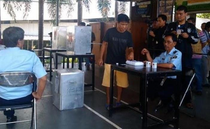 KPU Jatim akan Dirikan 43 TPS di Lapas