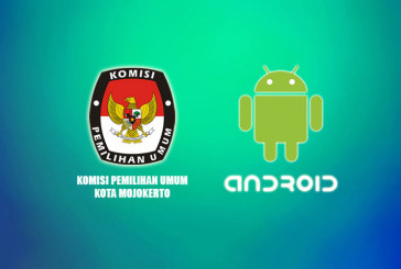 Website KPU Kota Mojokerto For Android