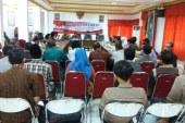 Rapat Evaluasi Daftar Pemilih Berkelanjutan Bersama KPU Kab/Kota Se Jatim Di Surabaya