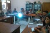 Rapat Reboan KPU Kota Mojokerto
