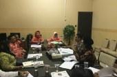 Pembahasan RKB Pilkada 2018 dengan Tim Anggaran Pemerintah Kota