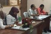 Evaluasi Mingguan, Sekretaris Gelar Rapat Internal