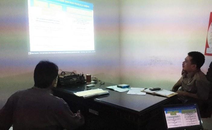 E-Meeting Akuntabilitas Pelaporan Keuangan KPU Kab/Kota dengan KPU Provinsi Via FB
