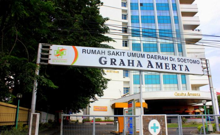 4 Bakal Pasangan Calon Walikota dan Wakil Walikota Jalani Tes Kesehatan Di RS Dr. Soetomo Surabaya