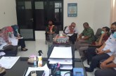 Bahas Rencana Kegiatan Sosialisasi Serta Pemutakhiran Daftar Pemilih Berkelanjutan Dalam Rapat Pleno Rutin