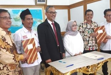 Rangkaian Kegiatan KPU Kota Mojokerto Selama Tiga Hari Ke KPU RI