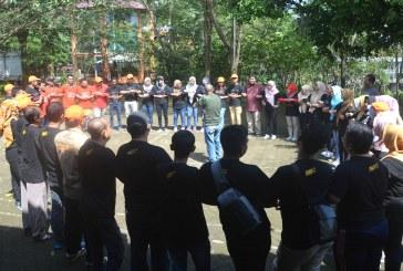 Outbound Sebagai Momen Apresiasi dan Perpisahan Dengan Para Relawan Demokrasi