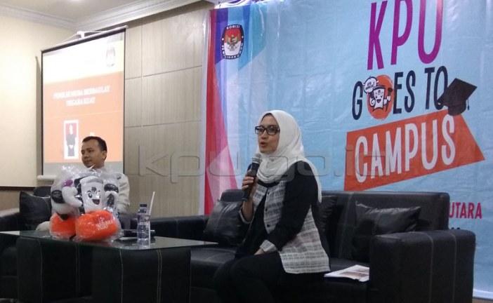 Generasi Muda Agen Pemilih Cerdas