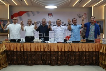 Disepakati di Jakarta, Debat Capres-Cawapres Berlangsung Lima Kali