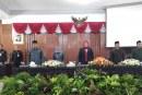 KPU Kota Mojokerto Kembali Hadiri Agenda Rapat Paripurna di DPRD Kota