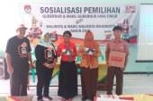 Giliran SMK Ahmad Yani Dikunjungi KPU Kota Mojokerto