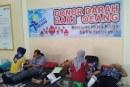 KPU Kota Mojokerto ikut Kegiatan Sosial Donor Darah