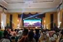 KPU Kota Mojokerto Menghadiri Upacara dan Resepsi dalam rangka Hari Jadi Kota Mojokerto ke-101