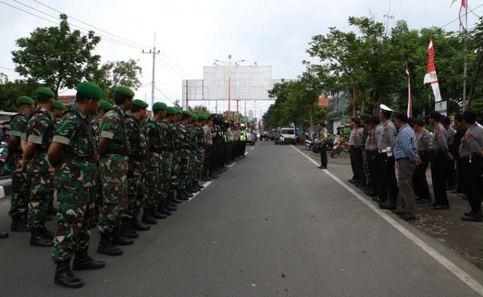 Debat Pilwali Kota Mojokerto Perdana, Pihak Keamanan Akan All Out Dalam Penjagaan