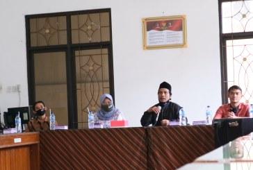 Diskusi Rencana Pembentukan JDIH KPU Kota Mojokerto