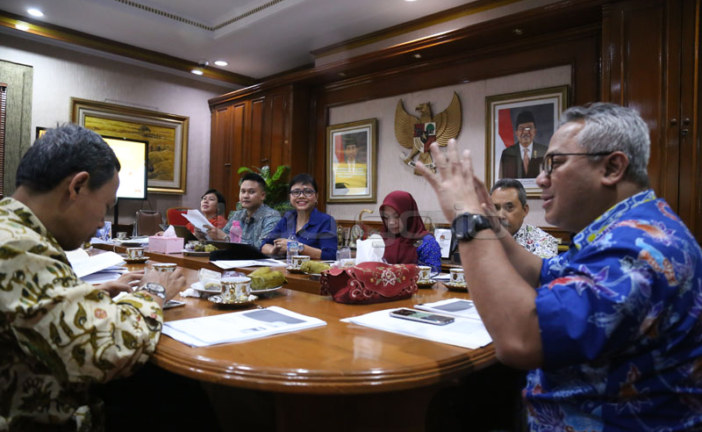 Putusan MK Soal Bacalon DPD Dijalankan Sebagaimana Mestinya