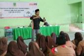 Sosialisasi Pemilu Dan Pemilih Pemula Di SMA 2 Kota Mojokerto