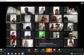Divisi Teknis Penyelenggaraan KPU se-Jawa Timur lakukan Rakor melalui Video Conference