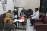 Kunjungan KPPN ke KPU Kota Mojokerto