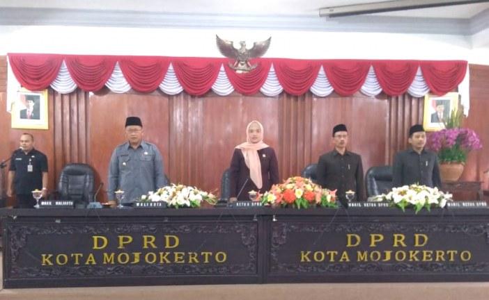 KPU Kota Hadiri Undangan Rapat Paripurna DPRD