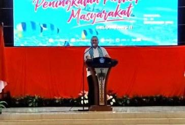 KPU Kota Mojokerto Ikuti Konreg Parmas Gelombang II Di Manado