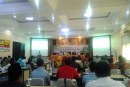 KPU Kota Mojokerto hadiri Pelatihan modul SAKTI berbasis WEB