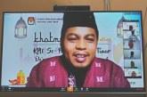 Doa Bersama dalam Silaturahmi Khotmil Qur'an Online KPU se-Jatim