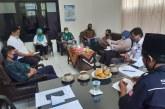 Penyampaian Rencana Kegiatan Rapat Pleno Terbuka Pemutakhiran Data Pemilih Berkelanjutan Tahun 2020