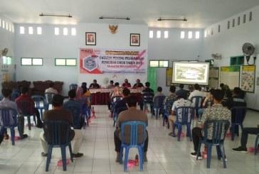 Sosialisasi Catatan Penting Pelaksanaan Pemilu 2019 di Kota Mojokerto