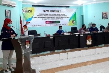 Gelar Bimtek JDIH kepada 38 KPU Kabupaten/Kota, KPU Provinsi Jatim Targetkan JDIH Jawa Timur Menjadi 3 Besar Terbaik