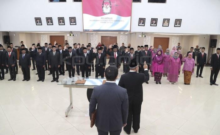 MK Jadi Forum Tanggung Jawab KPU Kepada Bangsa