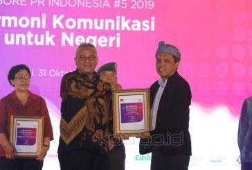 Ketua KPU RI Pemimpin Terpopuler 2019