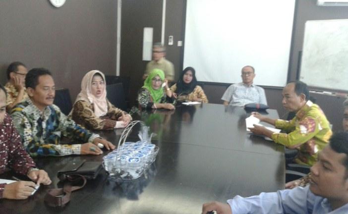 KPU Kota Mojokerto Dampingi DPRD Komisi I Kota Mojokerto, Kunjungi Ditjen Otonomi Daerah Kemendagri RI