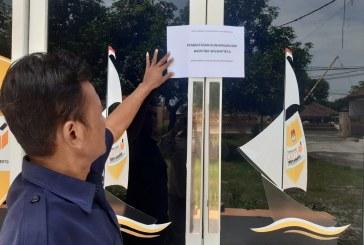 Pembatasan Kunjungan RPP Naditira Wilwatikta KPU Kota Mojokerto