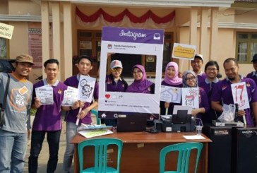 KPU Kota Mojokerto buka posko GMHP di Car Free Day Benteng Pancasila