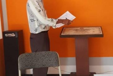 Pengecekan Rutin BMN KPU Kota Mojokerto