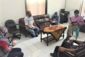 Plt Sekretaris KPU Kota Mojokerto Sampaikan Hasil Rapat Pembahasan SK 357 Tahun 2020