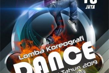 PENGUMUMAN LOMBA KOREOGRAFI DANCE JINGLE PEMILU 2019
