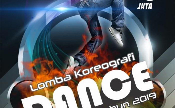 PERPANJANGAN WAKTU PENDAFTARAN LOMBA KOREOGRAFI DANCE JINGLE PEMILU 2019
