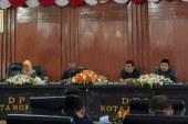 KPU Kota Mojokerto Hadiri Rapat Paripurna DPRD Kota Mojokerto