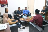 Rapat Rutin Hari Jumat Jajaran Komisioner dan Sekretaris